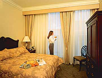Guest Suite at the Iberville Suites in New Orleans